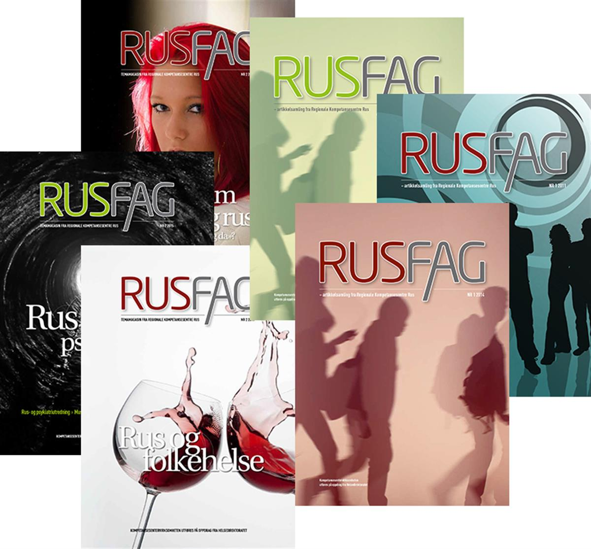 RUSFAG collage